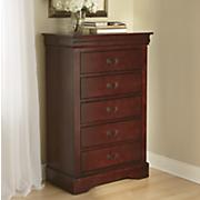 timeless design tall dresser