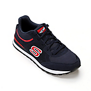 men s retro jogger shoe by skechers