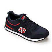 men s retro jogger shoe by skechers
