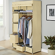 6 drawer storage closet