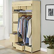 6 drawer storage closet