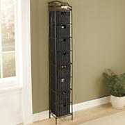 8-Drawer Organizer Storage Tower