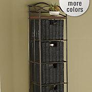 8 drawer organizer storage tower