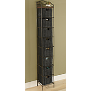 8 drawer organizer storage tower