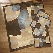 Zoom Zoom 4-Piece Rug Set