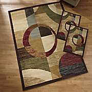 kelsey 3 pc  rug set