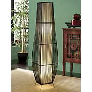 muret bamboo floor lamp