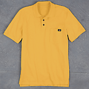 short sleeve performance polo by dickies