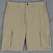 performance cargo short by dickies
