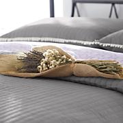 lavender burlap bundle