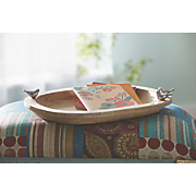 Luca Wood Tray