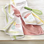 Set of 3 Cheeky Towels