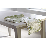 Althea Valance, Runner and Place Mats