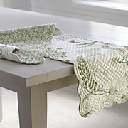 althea valance  runner and place mats