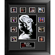 Marilyn Monroe Legend Framed Film Cell Mini Montage