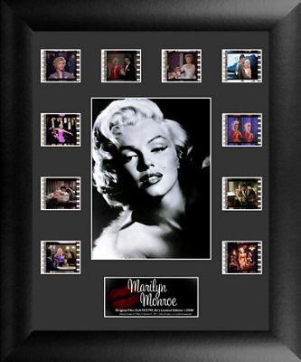 Marilyn Monroe Legend Framed Film Cell Mini Montage
