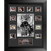 John Wayne American Hero Framed Film Cell Montage