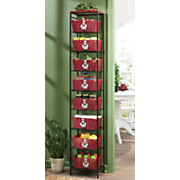 chef tall basket shelf 50