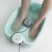 D-Tox Spa System by Bioenergise and Replacement Kit