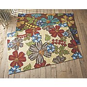 dahlia indoor outdoor rug