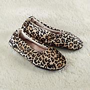 Geluxury Leopard Slippers