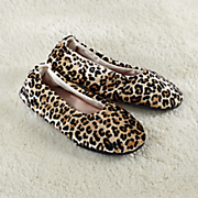 Geluxury Leopard Slippers