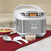 10-Cup Fuzzy Logic Rice Cooker by Frigidaire
