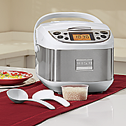 10 cup fuzzy logic rice cooker by frigidaire