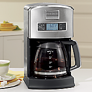 professional 12 cup coffeemaker by frigidaire