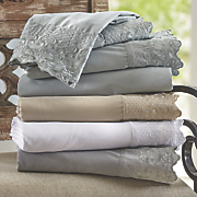 hotel lace microfiber sheets