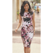 Floral Shade Dress