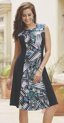 Chelsea Print Dress