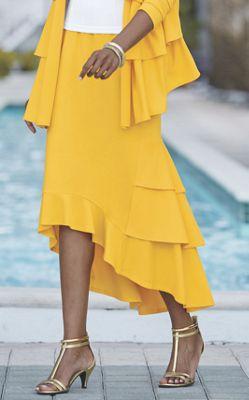 Casandra Knit Skirt