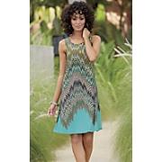 scatter print dress 12