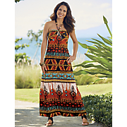 sizzling maxi dress 60