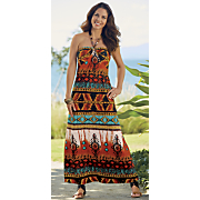 sizzling maxi dress 60