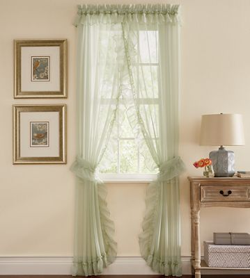 emelia sheer voile priscilla panel pair from ginny 39 s 736104