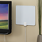 ultra thin multi directional hdtv antenna by rca