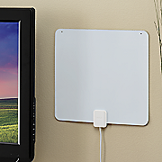 Amplified Ultra-Thin Multi-Directional HDTV Antenna by RCA