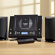 digital cd microsystem with bluetooth by naxa