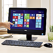 all in 1 4 gb touchscreen desktop computer with intel pentium processor by dell
