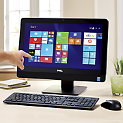 All-In-1 4 GB Touchscreen Desktop Computer with Intel Pentium Processor by Dell