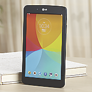 7  quad core tablet with android by lg