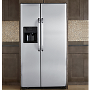 26 Cu. Ft. Side-By-Side Refrigerator/Freezer by Frigidaire