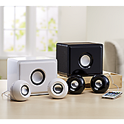 home audio system by gpx
