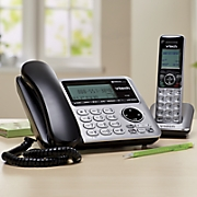 Corded and Cordless Phone Answering System by Vtech