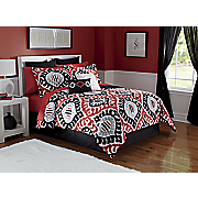 Utopia 12-Piece Bed Set, Panel Pair and Valance