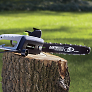 14  corded chainsaw by earthwise
