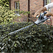 22  corded hedge trimmer by earthwise