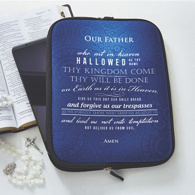 Our Father Tablet Cover